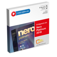 Video-Lernkurs Nero Platinum 2018