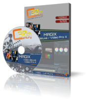 Video-Lernkurs MAGIX Video deluxe / Pro X - Volume 4