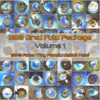 360 Foto Package - Volume 1