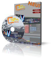 Video-Lernkurs MAGIX Video deluxe / Pro X - Volume 5